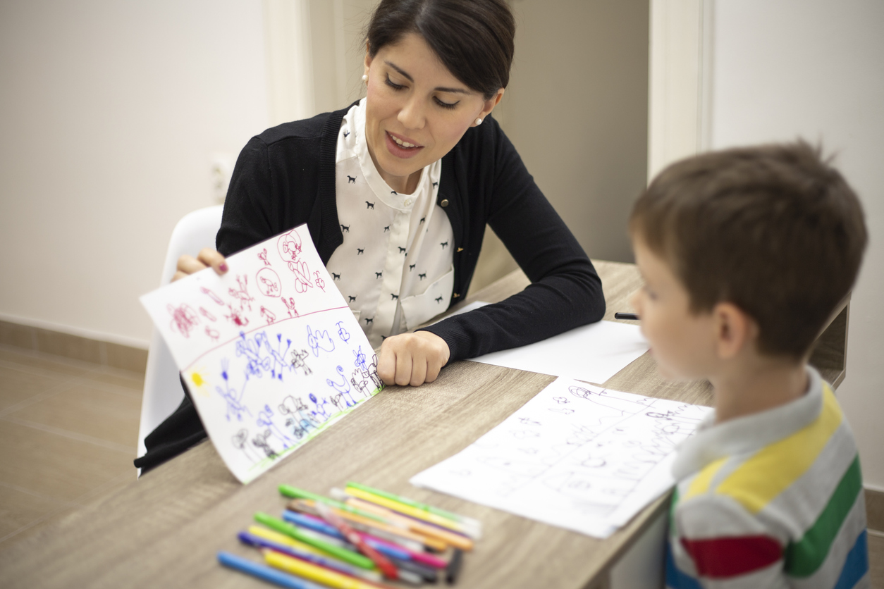Child Counseling Calgary